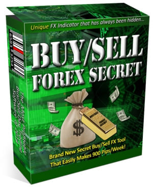 Индикатор Buy Sell forex Secret